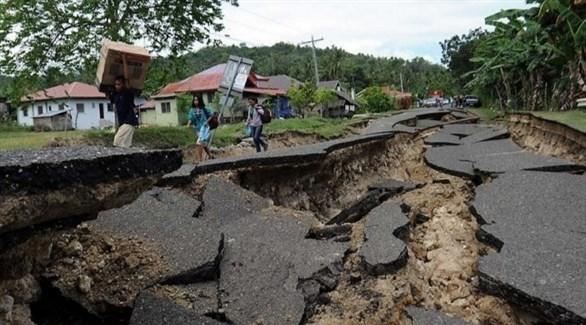 زلزال سابق في الفلبين (أرشيف)