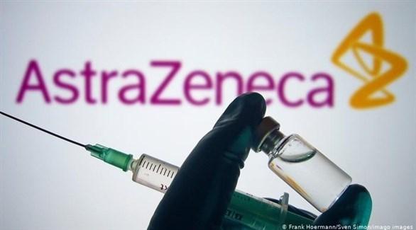 جرعة من لقاح أسترازينيكا (ارشيف)