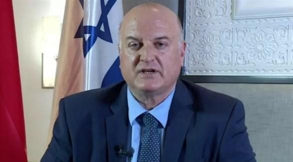 مدير مكتب الاتصال الإسرائيلي في المغرب ديفيد غوفرين (i24 news)