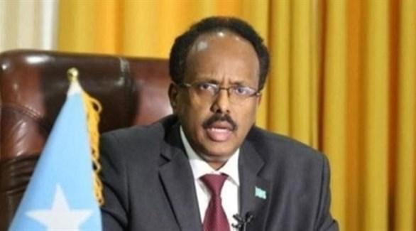 الرئيس الصومالي محمد عبد الله محمد فرماجو (أرشيف)