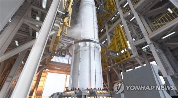 صاروخ لنقل قمر صناعي كوري جنوبي إلى الفضاء (يونهاب)