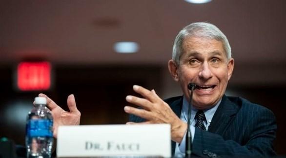 مدير المعهد الوطني الأمريكي للحساسية والأمراض المعدية أنتوني فاوتشي (أرشيف)