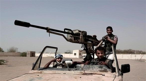 عناصر من القوات اليمنية (أرشيف)