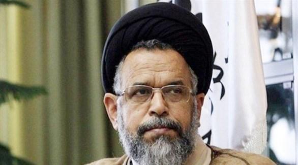 وزير الاستخبارات الإيراني محمود علوي  (أرشيف)