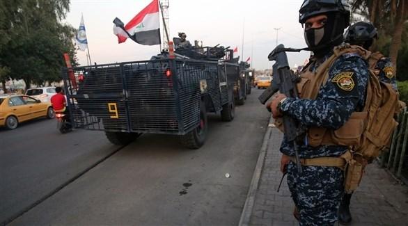 عنصر من قوات خاصة عراقية (غيتي)