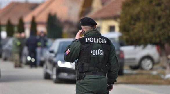 شرط سلوفاكي في براتيسلافا (أرشيف)