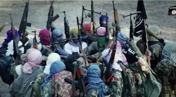 عناصر مسلحة تابعة لتنظيم داعش (أرشيف)