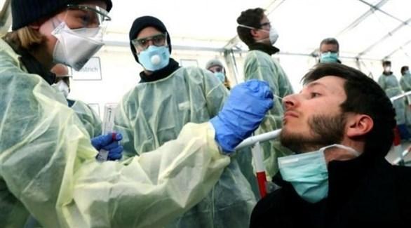 تسجيل 12674 إصابة جديدة بكورونا في ألمانيا