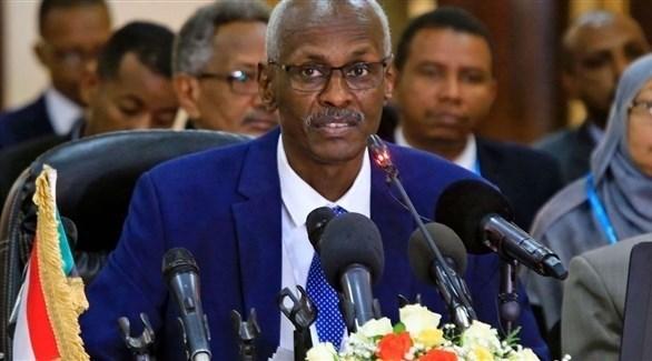 وزير الرى السودانى ياسر عباس (أرشيف)