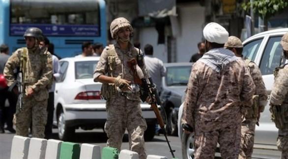 عناصر من الأمن الإيراني (أرشيف)