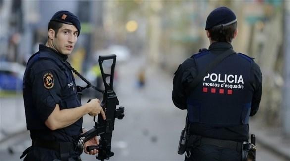 الشرطة الإسبانية (أرشيف)