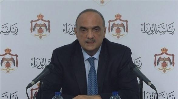 رئيس الوزراء الأردني بشر الخصاونة (وسائل الإعلام الأردنية)