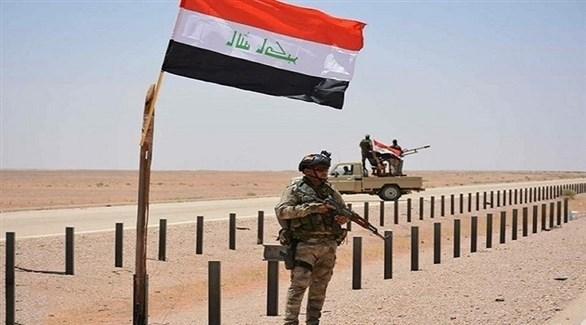 عناصر حرس الحدود العراقي (أرشيف)