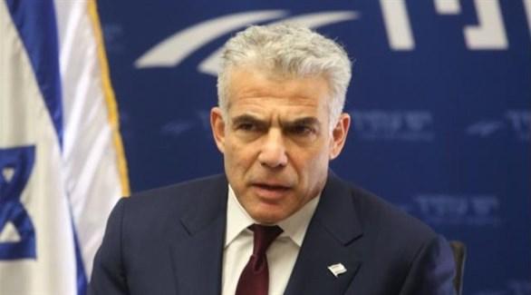 زعيم المعارضة الإسرائيلية يائير لابيد (أرشيف)