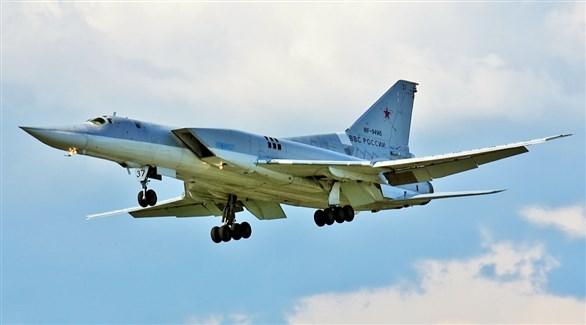 القاذفة الاستراتيجية الروسية توبوليف تو-22 إم 3 (أرشيف)