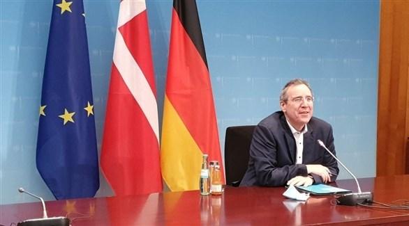 وزير الدولة في وزارة الخارجية الألمانية ميغيل بيرغر (أرشيف)