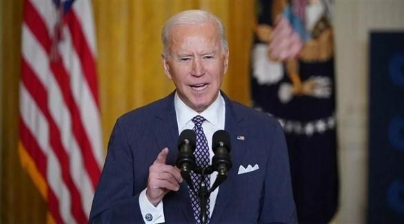 الرئيس الأمريكي جو بايدن  (أرشيف)