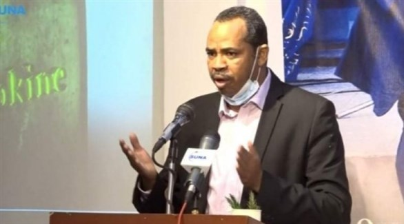 وزير الإعلام السوداني حمزة بلول (أرشيف)