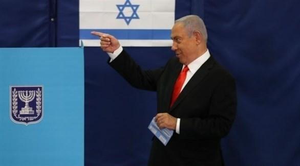 رئيس الوزراء الإسرائيلي بنيامين نتانياهو  (د ب أ)