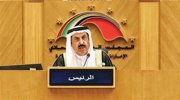 رئيس المجلس الوطني الاتحادي صقر غباش (أرشيف)