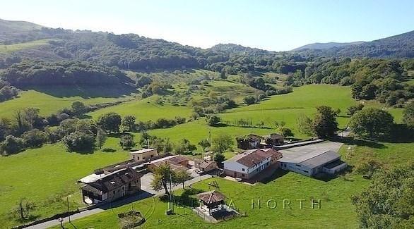 قرية إل مورتوريو شمال إسبانيا (ديلي ميل)