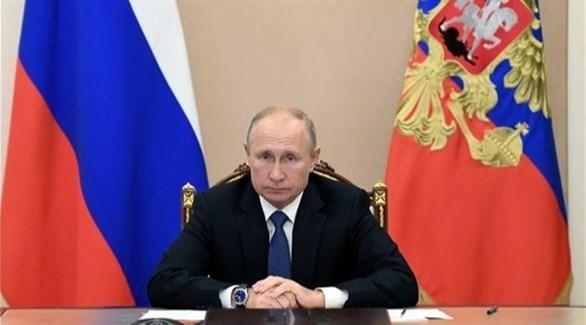 الرئيس الروسي فلاديمير بوتين (أرشيف)
