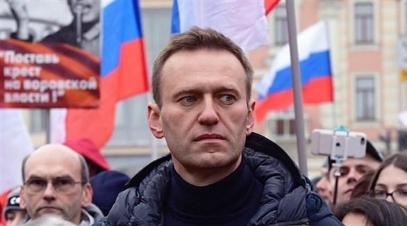 المعارض الروسي أليكسي نافالني (أرشيف)