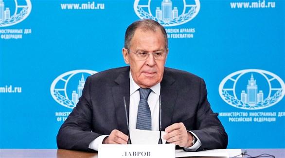 وزير الخارجية الروسي سيرغي لافروف (أرشف)