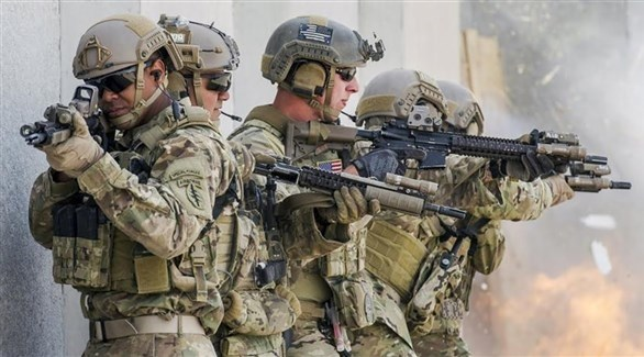 عناصر من قوات خاصة أمريكية (أرشيف)