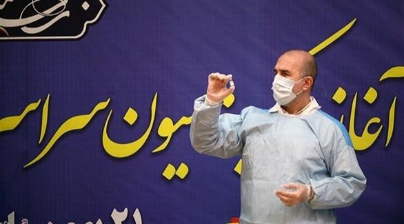 1.875 مليون إصابة بكورونا في إيران