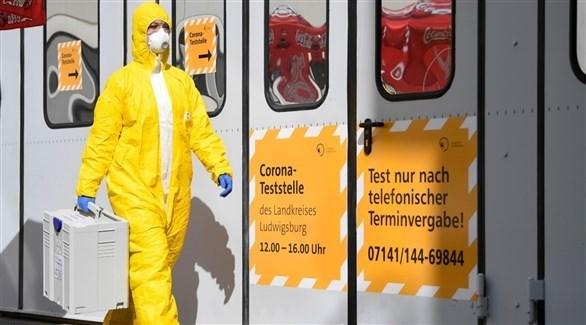 96 وفاة و8100 إصابة جديدة بكورونا في ألمانيا