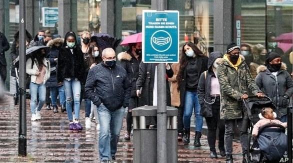 24097 إصابة جديدة و246 وفاة بكورونا في ألمانيا