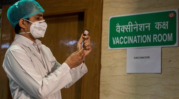 حصيلة قياسية عالمية في الهند للإصابات اليومية بكورونا