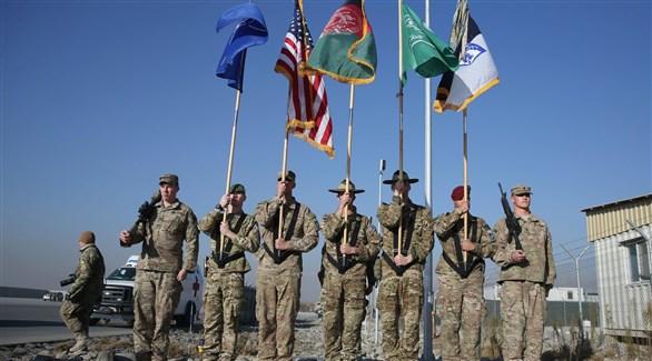 جنود من قوات حلف شمال الأطلسي في أفغانستان (أرشيف)