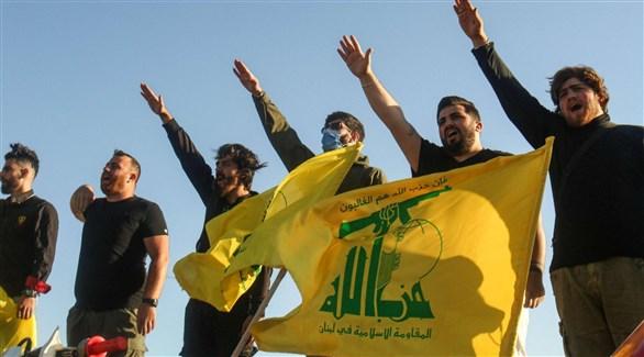 موالون لحزب الله اللبناني الإرهابي (أرشيف)