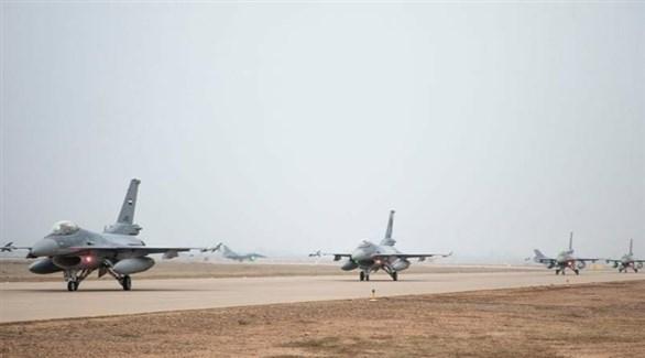 مقاتلات عراقية (أرشيف)