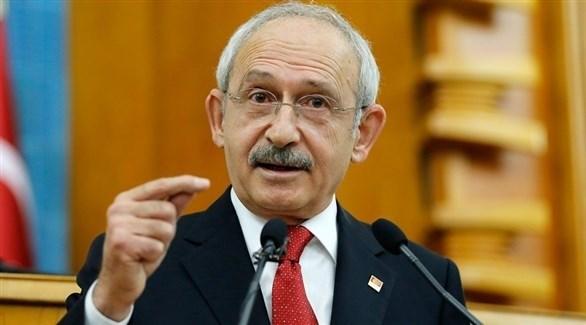 زعيم المعارضة التركية كمال كليغدار أوغلو (أرشيف)