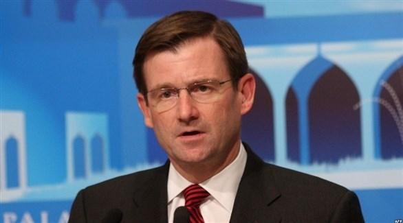 وكيل وزارة الخارجية الأمريكية ديفيد هيل (أرشيف)