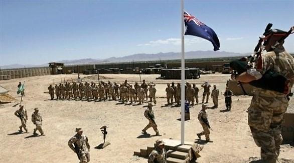 قاعدة عسكرية أسترالية في أفغانستان (أرشيف)