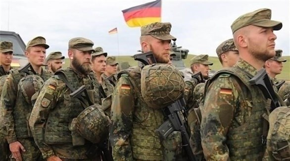 عناصر الجيش الألماني (أرشيف)
