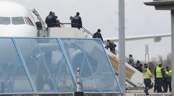 ترحيل اللاجئين في ألمانيا إإلى أفغانستان (أرشيف)