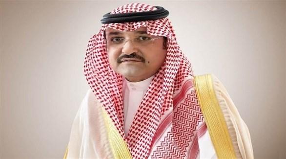 مستشار العاهل السعودي الأمير مشعل بن ماجد (أرشيف)