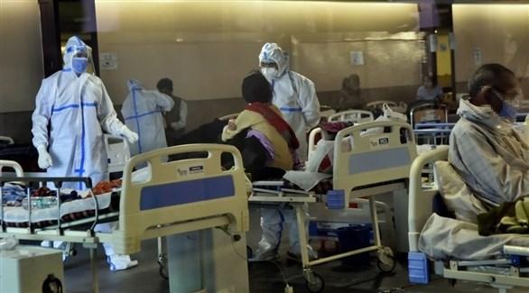 أحد المستشفيات في الهند (أرشيف)