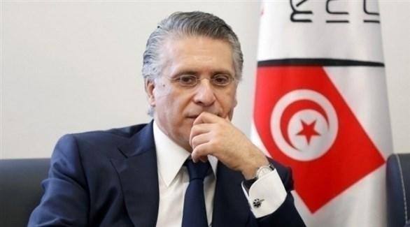 رجل الأعمال والمرشح السابق للانتخابات الرئاسية في تونس نبيل القروي (أرشيف)