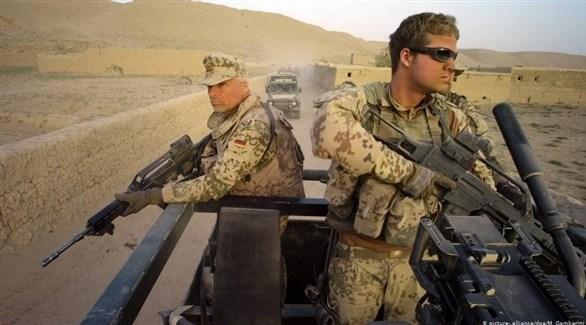 جنديان ألمانيان في أفغانستان (أرشيف)