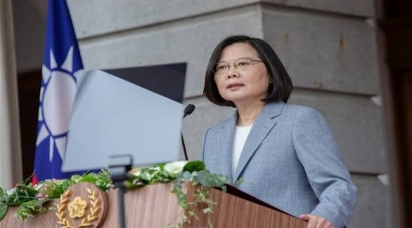 رئيسة تايوان، تساي إنغ وين (أرشيف)