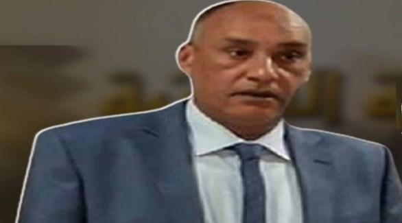 رئيس الهيئة الفزانية في ليبيا عبد المنعم السنوسي (أرشيف)