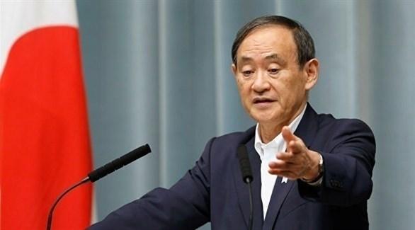 رئيس الوزراء يوشيهيدي سوجا (أرشيف)