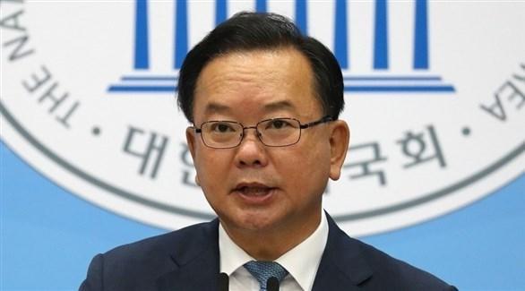 وزير الداخلية السابق في كوريا الجنوبية كيم بو كيوم (يونهاب)