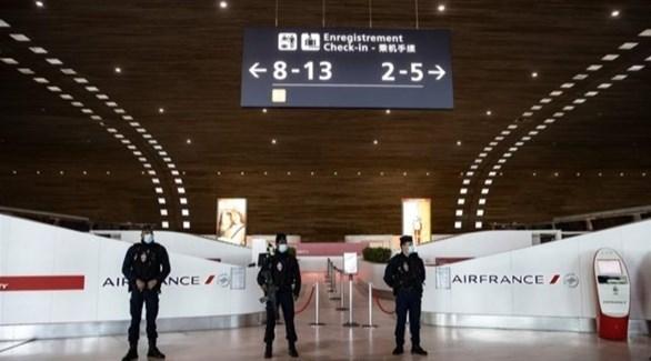 مطار في فرنسا (أرشيف)